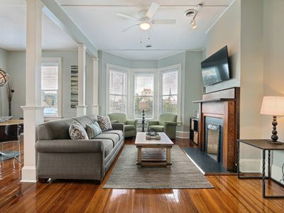 Photo for Amazing Location! This Wonderful Abercorn Apartment has it all