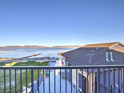 Photo for Luxury Home in Bear Lake's private Legacy Beach Resort!