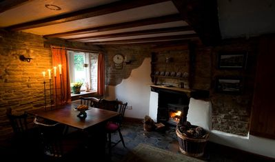 Photo for Romantic Holiday Cottage, Kington, Nr Hay On Wye, Welsh Borders Wales