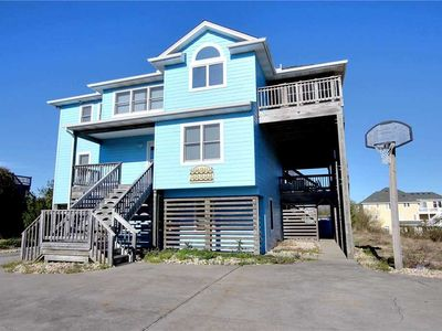 Photo for #4015: OCEANSIDE Home in Corolla w/PrivatePool, HotTub & RecRm