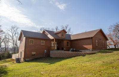 Photo for Teal's Treasure - A beautiful 3bed/2bath woodland home with a private pool!