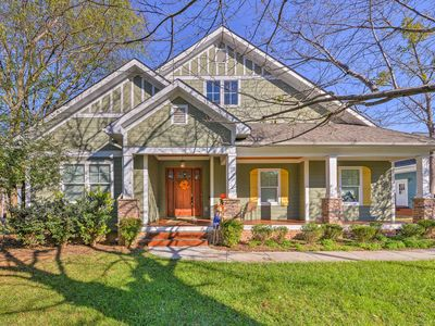Photo for Charlotte Home w/Deck in NoDa District - Near UNC!