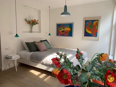 Photo for Modern Canal B&B Langestraat Sleeps 2