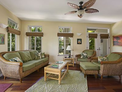 Photo for Royal Kauai Suite in Poipu Beach with kitchen & Poipu Kai pool & hot tub!
