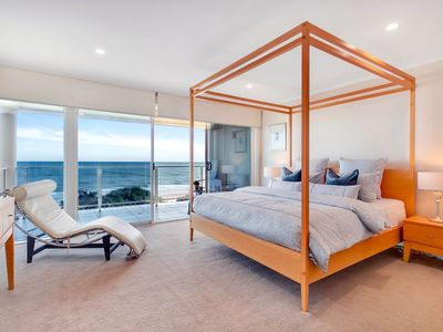 Photo for Adelaide Luxury Beach House, Multi-Award,  Sea Views & Sunsets