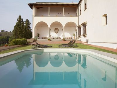 Photo for Castello Loggiato In San Casciano Val di Pesa - Tuscany