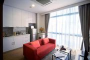 Serviced apartment in town near subway