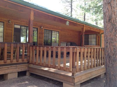 Photo for Beautiful house in Pinetop Lakes Country Club, Fenced Yard! WiFi
