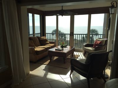 Photo for Longboat Key Beach Front With Spectacular Gulf And Bay Views