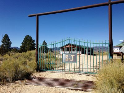 Photo for Near Bryce -- Home on 20 Acres -- no town, no street lights, no neighbors!!