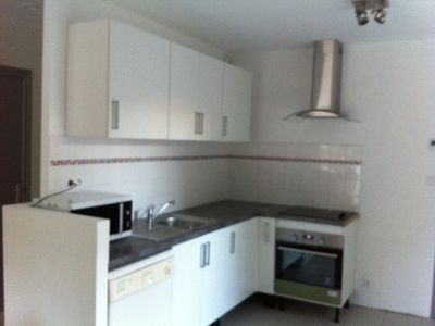 Photo for Porte de Bretagne, near golf, 3 bedroom house, heated and covered swimming pool