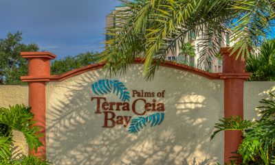 Photo for 2BR/2BA condo located in the gorgeous Palms of Terra CeiaBay. Terra Ceia 02