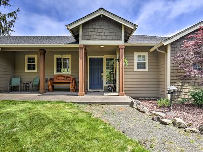Photo for 1BR House Vacation Rental in Glenenden Beach, Oregon