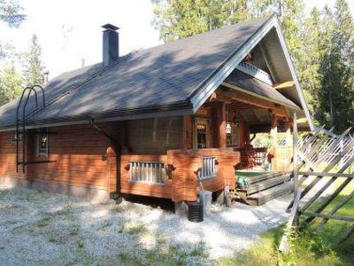 Photo for Vacation home Purnukka in Lieksa - 6 persons, 2 bedrooms