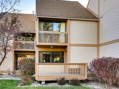 Photo for Three-story Park City townhome w/ mountain views & an added loft!