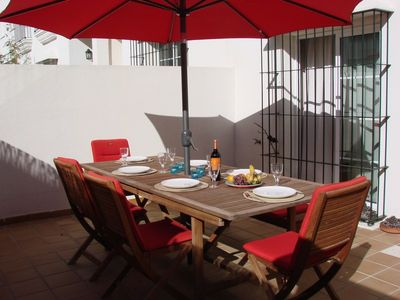 Photo for Spacious House 6 people Vejer de la Frontera Shared Pool Near Beach 300MB WiFi