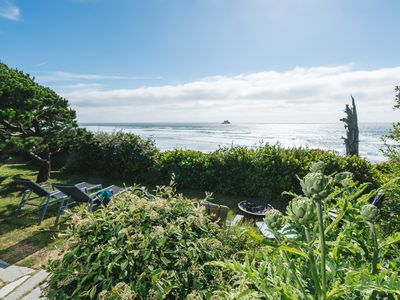 Photo for Oceanfront w/ incredible views, Pet-friendly, Near Cannon Beach, 2 King beds
