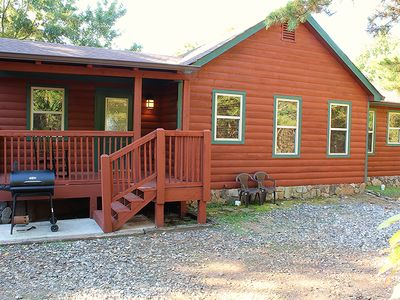 Photo for Secluded 1 BR Cabin with Mountain View!