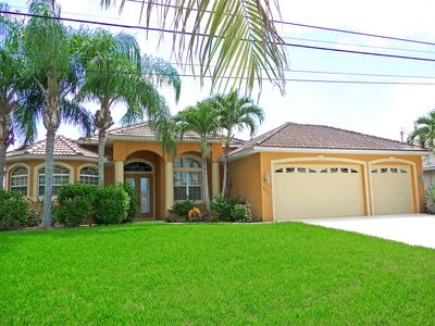Photo for Modern Direct Gulf Access on Quiet Culdesac, Heated Pool, WiFi, Large Boat Dock