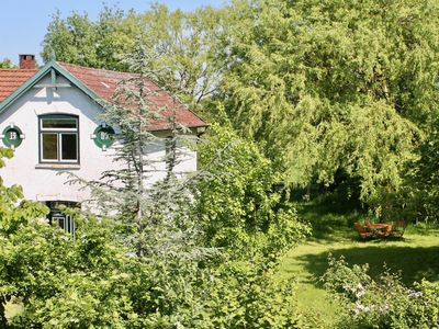 Photo for Dream house with antique charm and large garden near the Baltic Sea