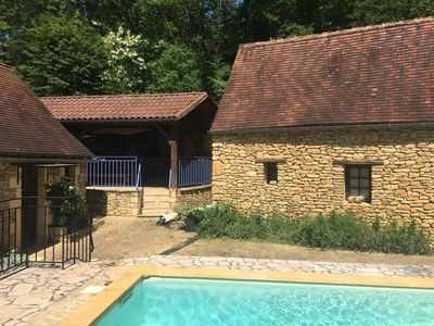 Photo for perigord house perigord black 5min LASCAUX, 15min SARLAT private pool