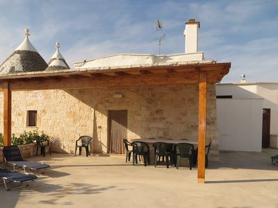 Photo for Great Trullo - Trulli Relax Lumieri