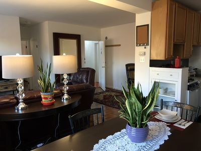 Photo for Comfortable One Bedroom Apartment with Views in Foggy Bottom-Georgetown Area