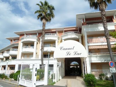 Photo for 3 bedroom apartment near Cannes and amenities