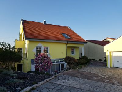 Photo for ELW sunny, terrace, up to 13 Schlafpl. 134 sqm living space in a family house
