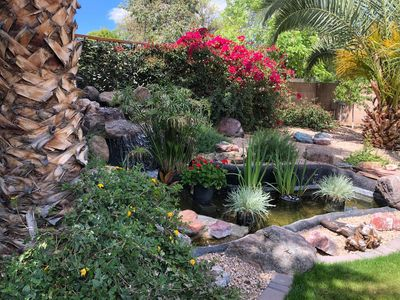 Photo for Ahwatukee Relax Recharge 1700 sqft 2 Bed, 2 Bath, Large Office- Back Yard Oasis