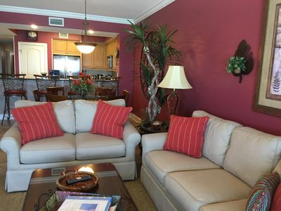 We keep all of our furnishings updated regularly!