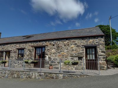 Photo for Adjoining the owners' farmhouse near Llanrwst is Carnedd Llewelyn a cottage that is suitable for the