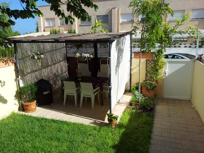 Photo for SUPER OFFER!!!  A pleasure with a garden by the Mediterranean sea