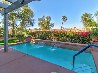 Photo for Golf lover's gem w/private pool, shared tennis, on-site golf, and shared spa