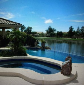 Photo for Waterfront entertainers retreat with Negative Edge Pool/Spa/Gazebo!