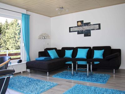 Photo for Apartment 84 sqm, exclusive living comfort, large terrace, private entrance