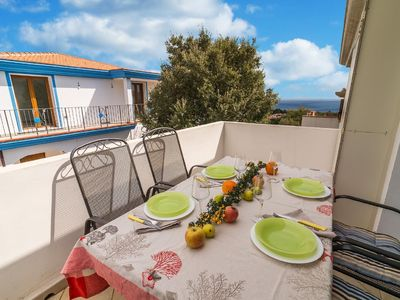 Photo for Holiday apartment Cala Gonone for 4 - 5 persons with 2 bedrooms - Holiday apartment