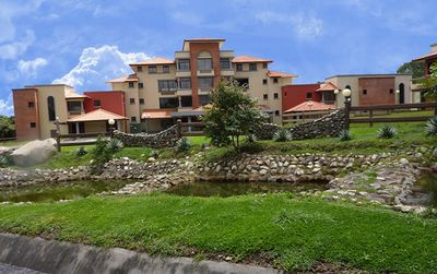Mountain View Condo Building of the Boquete Country Club