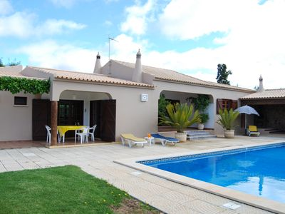 Photo for Modern Villa with large garden areas  private Swimmg-pool and jacuzzi