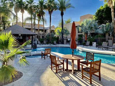 Photo for Great combination of amenities and location - 2br/2ba resort condo