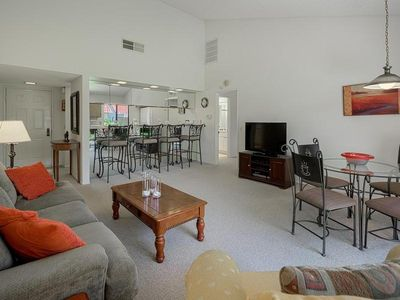 Photo for Family-Friendly, Nearby Pool, Tennis and Golf