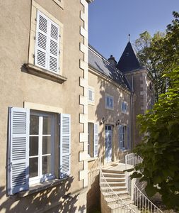 Photo for Authentic manor house in wine village on the road of Grands Crus
