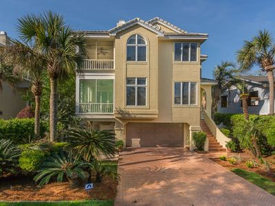 Photo for Panoramic Views on St. Simons Island -4 BR, Private Pool, Elevator, Pet Friendly