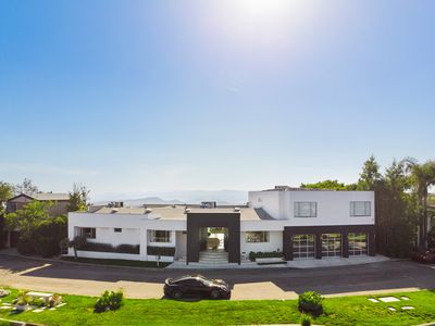Photo for Private Estate Top of Beverly Hills | Pool | Views