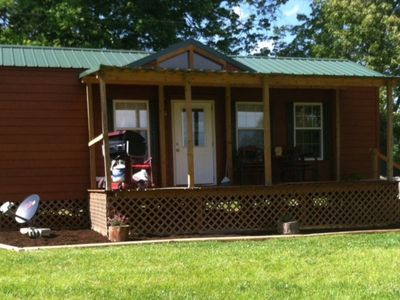 Overlooking a Slice of Heaven Near Dale Hollow Lake - Unit A - Pet Friendly