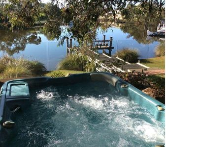Photo for Wisteria Waters - A Tranquil and Serene Getaway - Pet Friendly