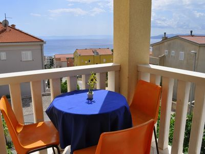 Photo for Apartment Ivi  SA4(2+2)  - Makarska, Riviera Makarska, Croatia