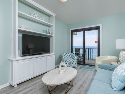 Photo for Two Bedroom on the Beach at Phoenix 2