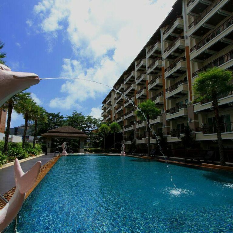 Phuket Patong Beach Luxury 2 Bedroom