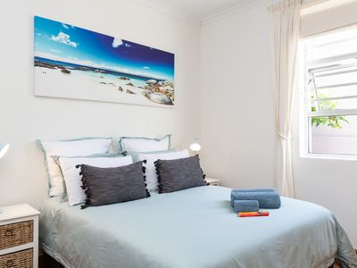 Photo for Sunny Beach Cottage In Camps Bay